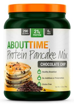 Image of Protein Pancake Mix Powder Chocolate Chip