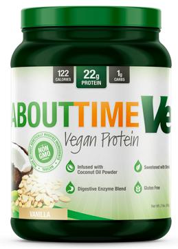 Image of Vegan Protein Powder Vanilla