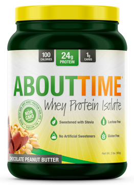 Image of Whey Protein Isolate Powder Chocolate Peanut Butter