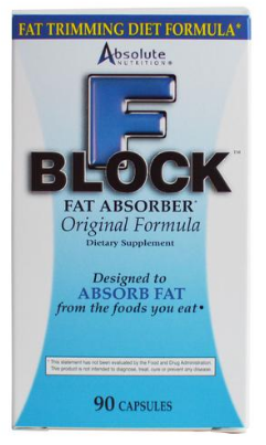 Image of F Block (Fat Absorber with Chitosan)