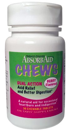 Image of AbsorbAid Chews Berry