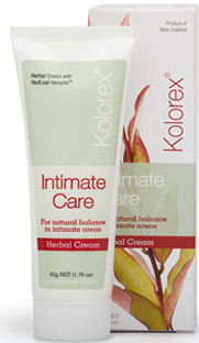 Image of Kolorex Intimate Care Cream