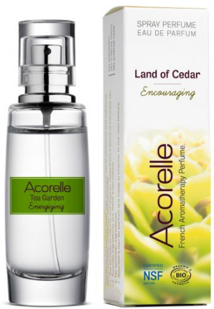 Image of Spray Perfume Encouraging Land of Cedar