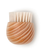Image of Complexion Brush Hand-Held 2 inch Cedar