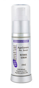 Image of Agesavers No. Seven Repair & Restore Anti-Aging Serum