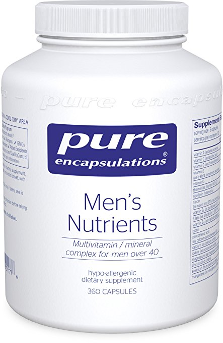 Image of Men's Nutrients - Hypoallergenic Multivitamin/Mineral Complex for Men over 40