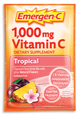 Image of Emergen-C Powder Packet Tropical