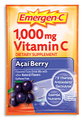 Image of Emergen-C Powder Packet Acai Berry