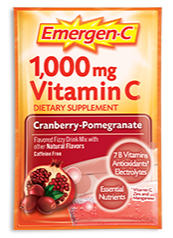 Image of Emergen-C Powder Packet Cranberry Pomegranate