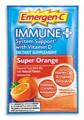 Image of Emergen-C Immune+ Powder Packet Super Orange