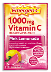 Image of Emergen-C Powder Packet Pink Lemonade