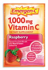 Image of Emergen-C Powder Packet Raspberry