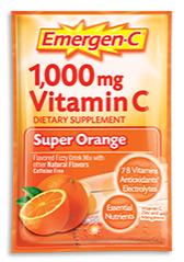 Image of Emergen-C Powder Packet Super Orange