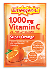 Image of Emergen-C Powder Packet Super Orange