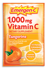 Image of Emergen-C Powder Packet Tangerine