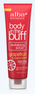 Image of Body In The Buff Revitalizing Scrub Grapefruit & Walnut Shell