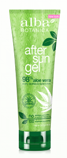 Image of Sun Care After Sun Gel 98% Aloe Vera
