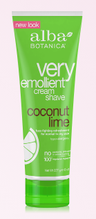 Image of Very Emollient Shave Cream Coconut Lime