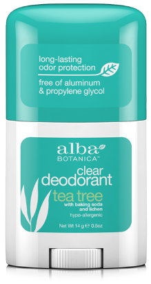 Image of Deodorant Stick Tea Tree