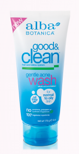 Image of Good & Clean Gentle Acne Wash