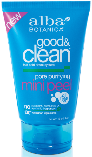 Image of Good & Clean Pore Purifying Mini Peel