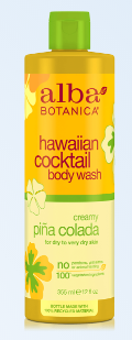 Image of Hawaiian Cocktail Body Wash Creamy Pina Colada