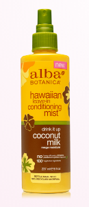 Image of Hawaiian Leave-in Conditioning Mist Drink It Up Coconut Milk