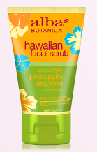 Image of Hawaiian Facial Scrub Pineapple Enzyme