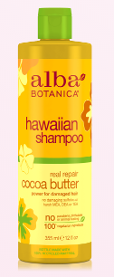 Image of Hawaiian Shampoo Cocoa Butter (dry, damaged hair)