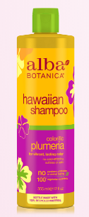 Image of Hawaiian Shampoo Plumeria (color treated hair)