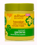 Image of Hawaiian Deep Conditioning Minute Mask Gardenia (frizzy hair)