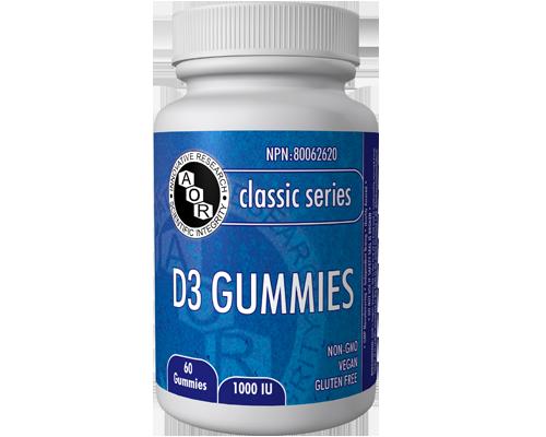 Image of D3 Gummies