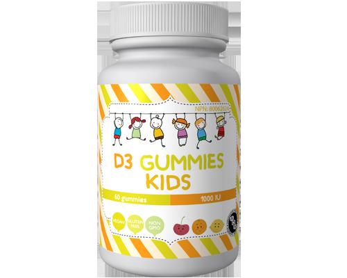 Image of D3 Gummies Kids